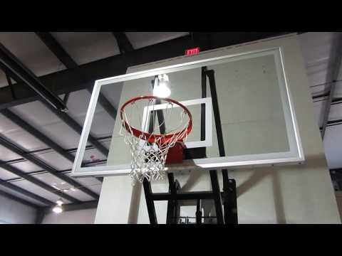 First Team - WallMonster™ Wall Mount Basketball Goal