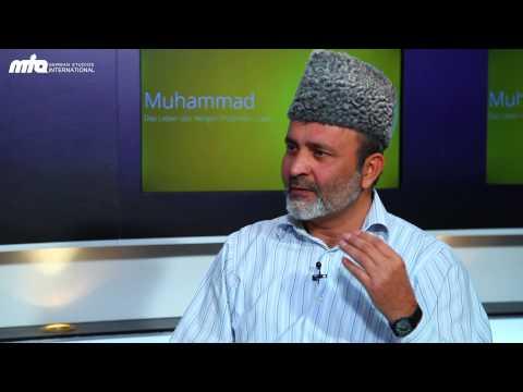 Das Leben des Heiligen Propheten Muhammad (saw) - Die Lobpreisung und Dankbarkeit gegenüber Gott