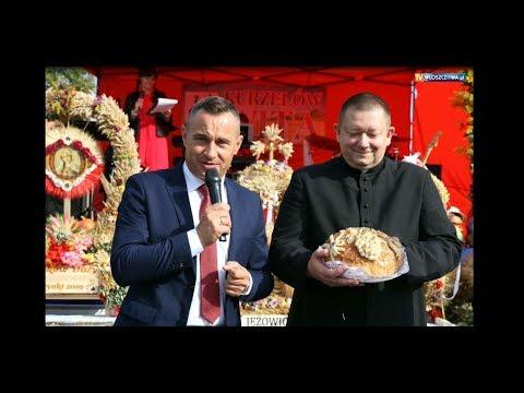 Parafialne Święto Plonów w Kurzelowie