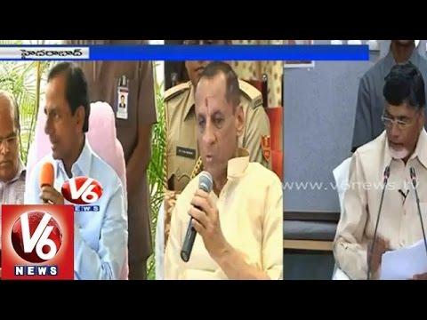 Governer Narasimhan to sort out the controversies between Telangana  AP