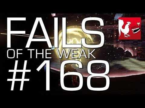 Halo - Jack and Geoff continue their exploration of the lighter side of Halo 4 in this week's episode of Fails of the Weak! RT Store: http://roosterteeth.com/store/...