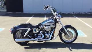 7. 1999 Harley-Davidson FXDS Dyna Convertible
