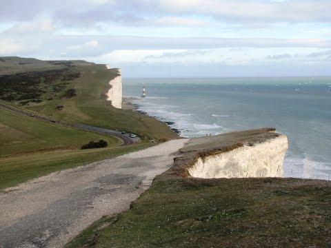 Eastbourne – Birling Gap – Beachy Head round | sussex  Walks