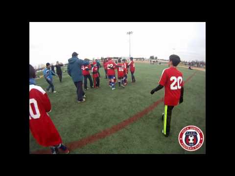 TOCATV: MSI Cherry Blossom (Final) – Toca Juniors U11 Boys Huskies (Line-up & Tunnel)