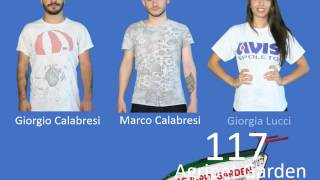 #vaporetti2017 Equipaggio N°117 Agripet Garden