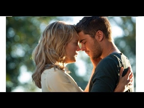 The Lucky One - Movie Trailer