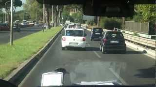 Fiumicino Italy  city photo : Driving to Fiumicino Airport in Rome 3 [Italy 2011 Videos 45/45]