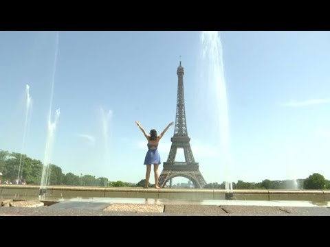 Frankreich: Hitzewelle - Temperaturen kratzen an 46-G ...