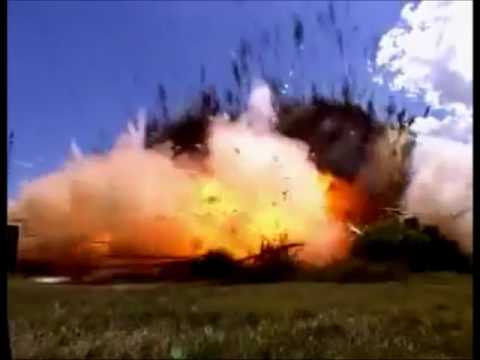 House Explosion Scene From Miller Home Explosion