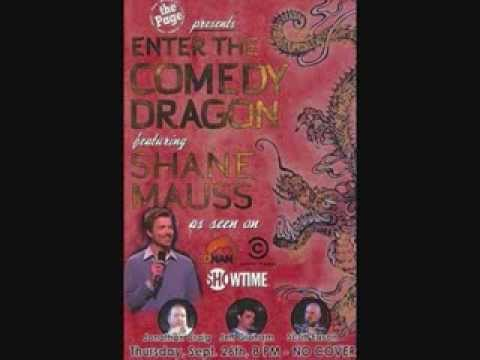 Enter The Comedy Dragon with Shane Mauss Commercial for Huntsville Comedy