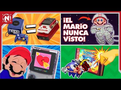 7 Cosas EXTRAÑAS que NO SABÍAS de Nintendo [6]