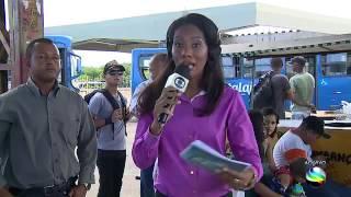 Estrutura do Terminal de ônibus 'Leonel Brizola' é considerada preocupante pelo Crea-SE