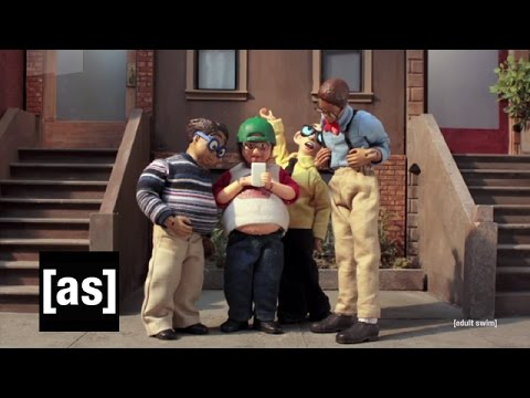 Episode) - The Nerd sings for us all. Watch Full Episodes: http://asw.im/7nNWJG SUBSCRIBE: http://bit.ly/AdultSwimSubscribe About Robot Chicken: Robot Chicken is Adult Swim's long-running stop-motion...