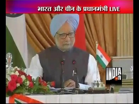 Manmohan - India-China talks: PM Manmohan Singh's full statement For more content go to http://http://www.indiatvnews.com/video/ Follow us on facebook at https://www.facebook.com/indiatvnws Follow us...