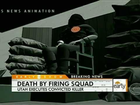 Death By Firing Squad