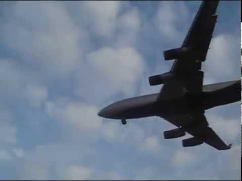 Последний рейс Ил-96 в аэрофлоте (30.03.2014) (видео)