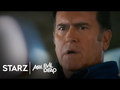 Ash vs. Evil Dead 1.04 (Clip 'Hit That Switch!')