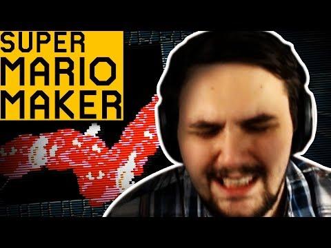♂ MANLY ♂ (Super Mario Maker) (видео)