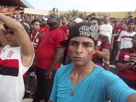 Raygllann Cachorrão de Arame-Ma. no Serra Dourada em Goiânia.  Flamengo Vs Atletico-Go.