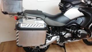 1. BMW R 1200 GSA Adventure 2011 23000 miles Huge Spec Bike
