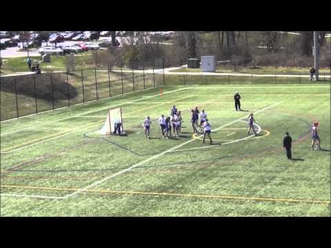 Goucher vs. Merchant Marine Highlights - 4/5/14