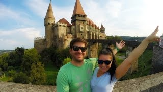 Deva Romania  city photo : Ep. 50: We're heading to CORVIN CASTLE! Deva, Romania,Transylvania Travel Guide