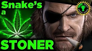 Game Theory: Snake is a STONER (Metal Gear Solid V: The Phantom Pain)