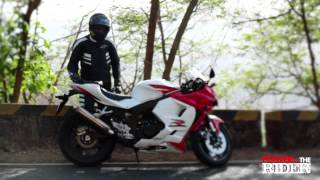 10. Hyosung GT250R Review  - Power to the Rider