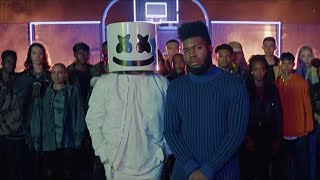 Marshmello - Silence Ft. Khalid (Official Music Video)