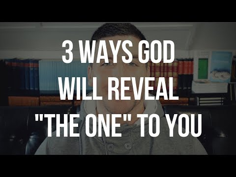 How Does God Tell You Who to Marry? (Is He/She