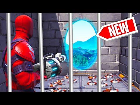ESCAPE PRISON USING PORTALS! (Fortnite) - Thời lượng: 11 phút.