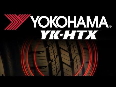 Yokohama YK-HTX Tires