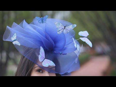 How To Make A Kentucky Derby Fascinator