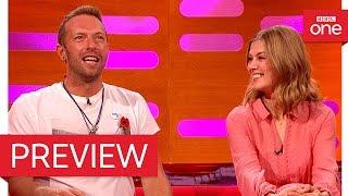Chris Martin and Rosamund Pike discuss strange fans - The Graham Norton Show 2016 – BBC One