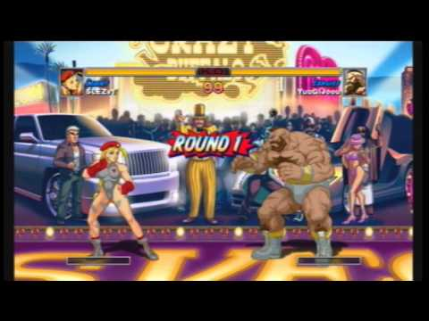 Super Street Fighter II Turbo HD Remix -- 2 December 2012, Player Matches #01