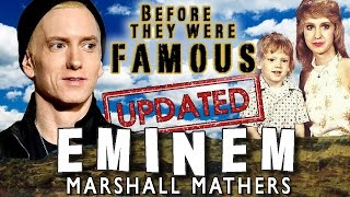 Video EMINEM - Before They Were Famous - 2016 MP3, 3GP, MP4, WEBM, AVI, FLV Desember 2018