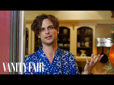 """Why Matthew Gray Gubler Lives in a """"Haunted Tree House"""""""