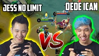 Video 1 VS 1 LAWAN DEDE ICAN! (RRQ LEMON) MP3, 3GP, MP4, WEBM, AVI, FLV September 2018
