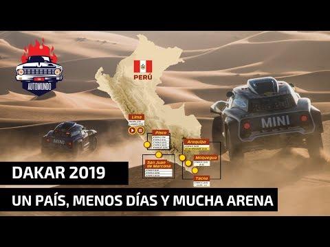 DAKAR 2019 PERU