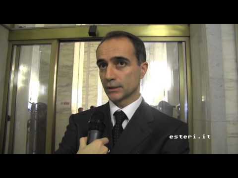 X Conferenza degli Ambasciatori – Intervista Ambasciatore a Sarajevo, Ruggero Corrias