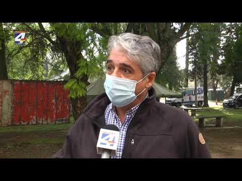 Curbelo: Paysandú tiene capacidad para inocular a tres mil personas por día