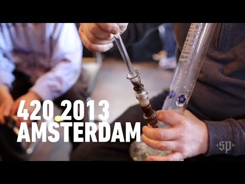 amsterdam - Epic stoner sessions in Amsterdam, 420 2013. Vaporizers, bongs, joints, pipes, dabs, edibles and more! With the Amsterdam Coffeeshop Directory (ACD) crew. Fe...