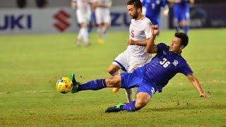 Video Philippines vs Thailand (AFF Suzuki Cup 2016: Group Stage) MP3, 3GP, MP4, WEBM, AVI, FLV November 2018