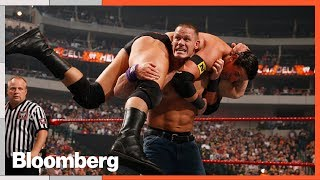 When Did Pro Wrestling Become So Profitable?