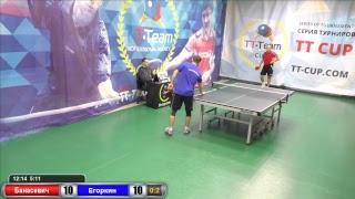 Банасевич В. vs Егоркин П.