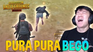 Video PURA PURA BEGO, ISENGIN ORANG SAMPE MARAH!!! - PUBG MOBILE INDONESIA MP3, 3GP, MP4, WEBM, AVI, FLV Maret 2019