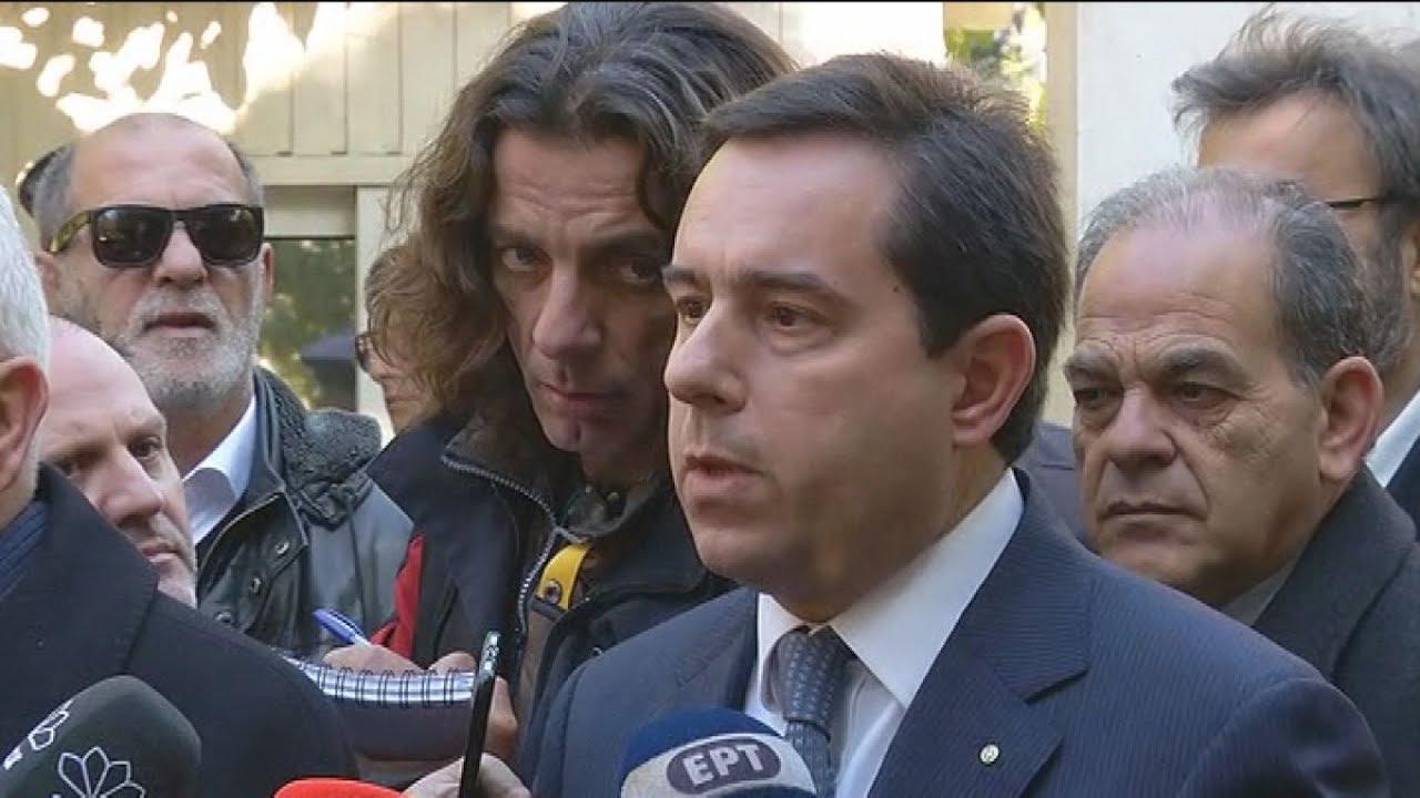 Ν. Μηταράκης: Προτεραιότητά μας πρέπει να είναι η αποσυμφόρηση των νησιών