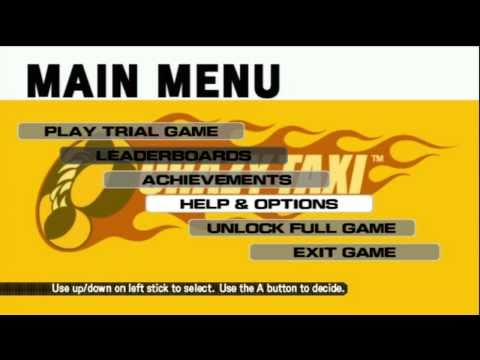 crazy taxi xbox 360 multiplayer