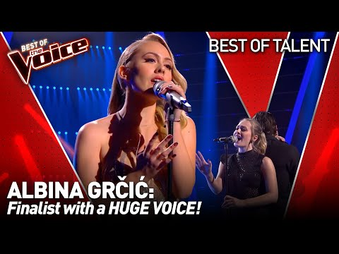 Her GORGEOUS voice only got better on The Voice