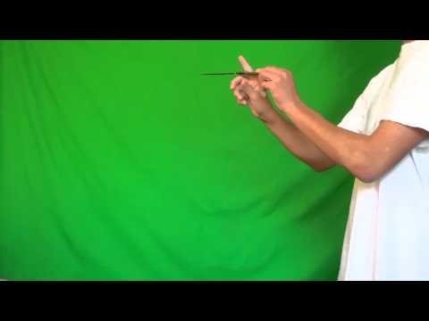 Balisong Tutorial: Blender (Intermediate) видео